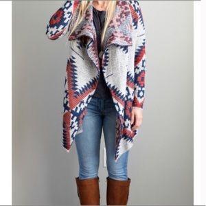 Stitch Fix l Rd Style Tawny Open Drape Cardigan